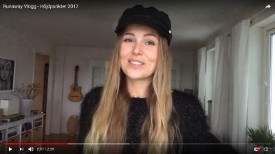 Cecilia Kallin- singer-songwriter-vlogger