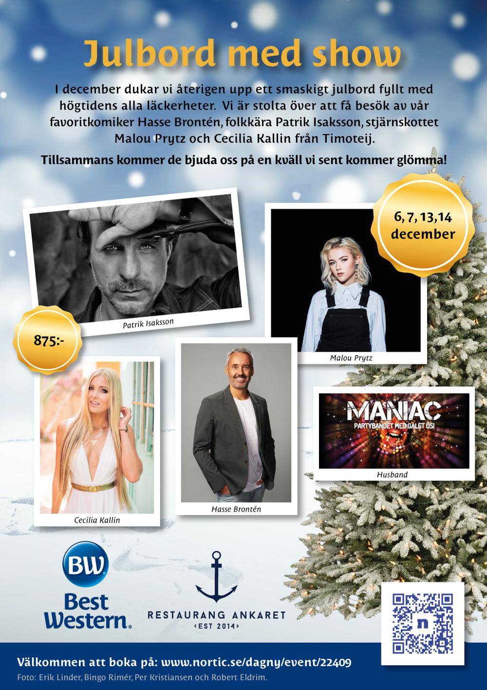Karlshamn-julshow
