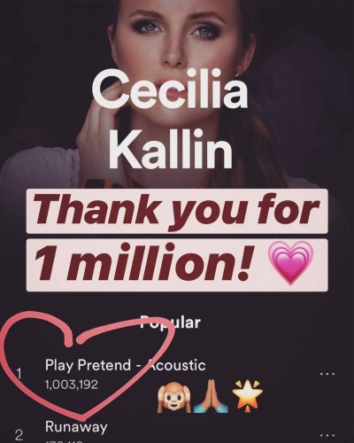 Thank-you-for-one-million-cecilia-kallin