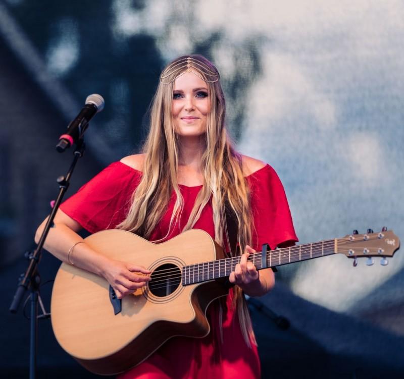 Cecilia Kallin - Swedish singer-songwriter - Photo Jesper Anhede