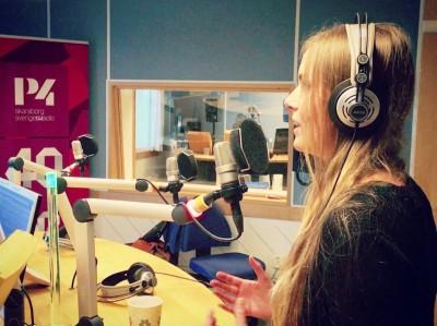 Cecilia Kallin - radio skaraborg