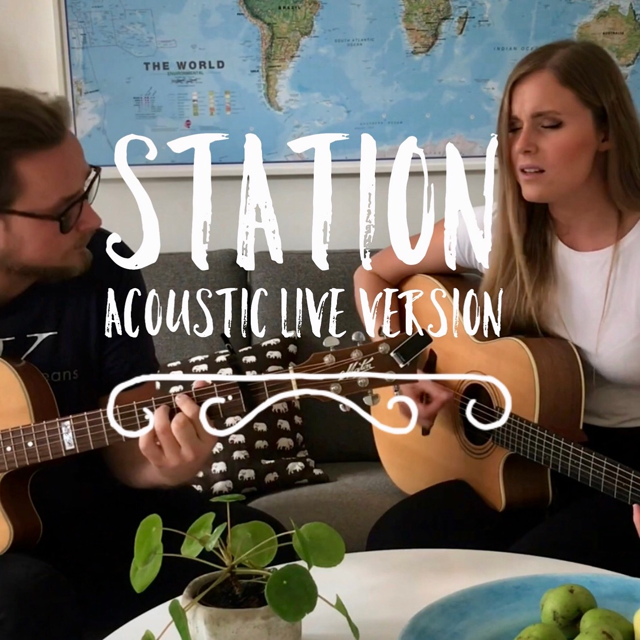 Station Acoustic Live Version